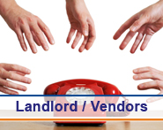 Vendor and Landlords